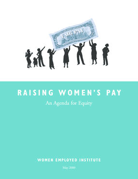 Raising Women's Pay: An Agenda For Equity