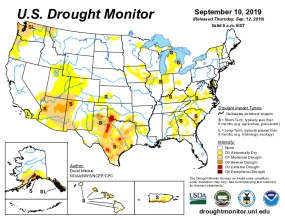 United States Drought Monitor