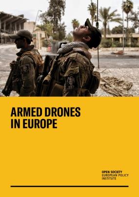 Armed Drones in Europe