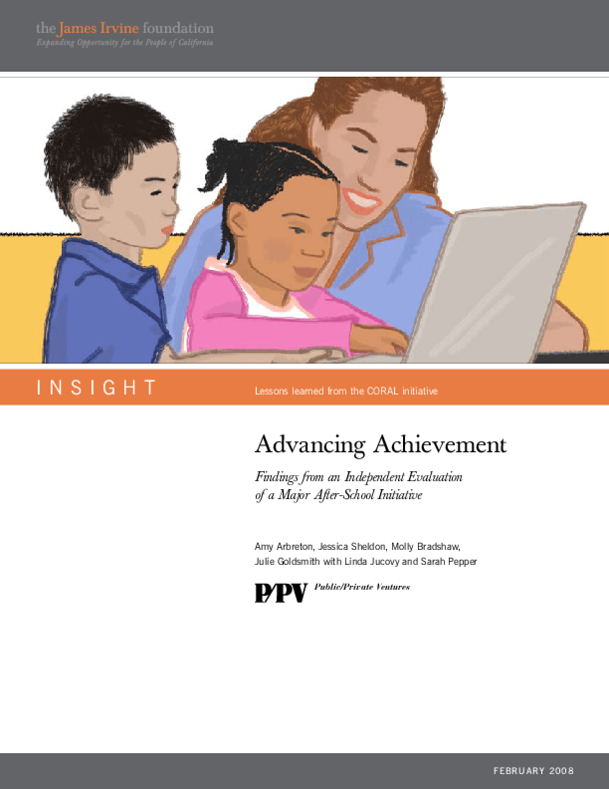 Advancing Achievement: Findings from an Independent Evaluation of a Major After-School Initiative